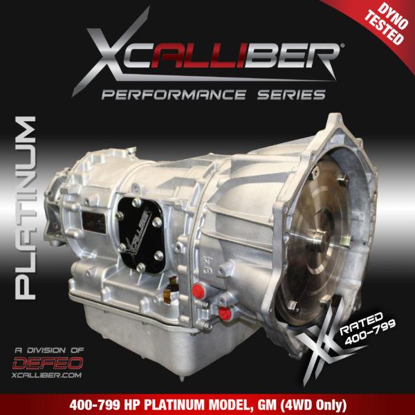 Xcalliber Performance 1000 Transmissions GM Defeo