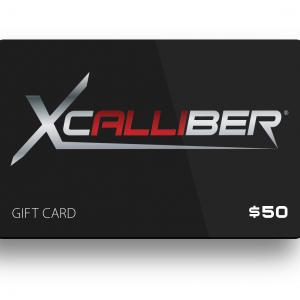 XCALLIBER GIFT CARD